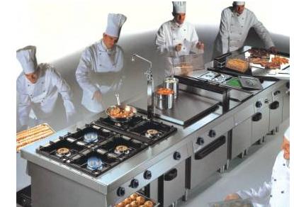 厨房设备食品接触